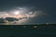Lightning Comp_17 (northern_nights) Tags: stacked composite lightning cheyenne wyoming nikon night thunderstorm