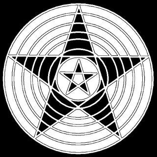 Pentagram mystical
