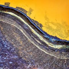 rio Tinto_161 (Brian L55) Tags: spain andalucia riotinto river rocks yellow blue iron arrangement