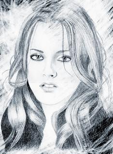 Kristen Stewart 1-1-1 portrait