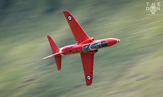 Hawk T1 Red Arrows