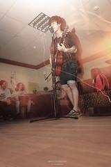 Wild Musician (Jude_Crew) Tags: canon 1000d 1855mm guitar music rock