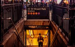 New York (KennardP) Tags: 5dmarkiv sigma50mmf14dghsmart sigmaartlens sigma canon cityatnight citylights newyork newyorkcity nyc nightlights handheldnight nightphotography city road subway newyorksubway manhattan canon5dmarkiv