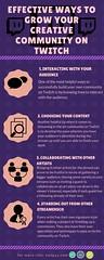 Effective ways to grow your creative community on twitch (autumnvalenciano) Tags: twitch twitchfollowers twitchviewers socialmediamarketing keepyy