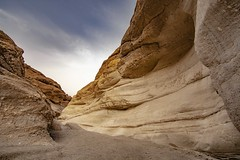 Beautiful Mosaic Canyon Death Valley sm (Lorinda Pardi) Tags: desert deathvalley california hagencanyon