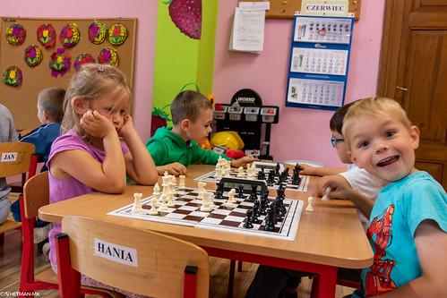 VIII Turniej Szachowy o Mistrzostwo Przedszkola Europejska Akademia Dziecka-10