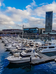 20180610_152804 (Damir Govorcin Photography) Tags: clouds samsungs7 natural light architecture sydney darling harbour