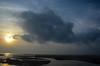 Storm (jingglemqn15) Tags: morning brokenbridge clouds metaphor beach marinabeach lightanddark