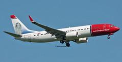 EI-FJT NORWEGIAN 737 (john smitherman-http://canaviaaviationphotography.) Tags: eifjt norwegian egkk london landing boeing boeing737 canon 1dmk4 100400l fly flight flug flughafen aviation aircraft airliner airplane aeroplane airport jet londongatwick gatwick gatwickairport lgw plane planespotting 737