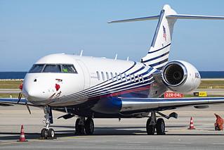 N142HC Delta Jets Bombardier BD-700-1A11 Global 5000