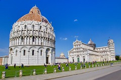 Piazza dei Miracoli. Pisa. Italy (mtm2935) Tags: leaningtower miraclesquare catholic beatiful ancient historic medieval miracles square plaza piazza italy livorno tuscany pisa