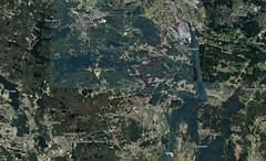 GoogleEarth_Sörmlandsleden (EchelonForce) Tags: sörmlandsleden map track