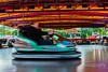 Speed Demon (PaulAdams_Photos) Tags: fair funfair carnival carnivals dodgems dodgem girl man dad daddy daughter outing fairgroundride ride rides aylesbury pauladamsphotos pauladamsphotography pauladams steverichmond emotopix philliplee phillee philiplee krytanphotography bumper cars bumpercars punchbags punchbag minions minion day night daytme nighttime evening motionblur fastcar speedy speed money payment £20 twentypound score grabber claw theclaw letitgo olaf frozen