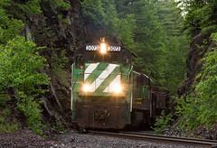 """The Greens"" (Joseph Bishop) Tags: lsi lakesuperiorandishiping eaglemills junction michigan ooper up puremichigan trains train track tracks railfan railroad railway rail rails 3073 ge c307"