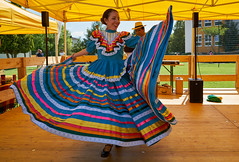 Baile mexicano (Ernst_P.) Tags: aut fest hobbyplatzjenbach jenbach latino österreich tirol