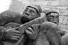 Coventry (England) - St Mary's Hall (Björn_Roose) Tags: björnroose bjornroose coventry england westmidlands statue beeldhouwwerk