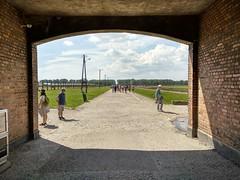 2018-05-25 14.21.13 (albyantoniazzi) Tags: auschwitz birkenau memorial museum camp silesia katowice krakow poland polska europe travel voyage