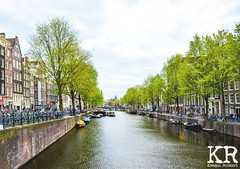 Canal (keegrich89) Tags: canals boats europe amsterdam netherlands