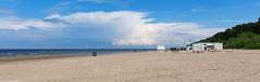 Baltic Sea (KPPG) Tags: balticsea ostsee latvia jūrmala lettland beach clouds sky himmel strand wolken