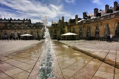 Dijon : Place de la Liberation (Roberto Defilippi) Tags: 2018 362018 nikond7100 tokina1116mmf28 francia france dijon digione place piazza acqua eau water viaggio voyage journey amici amis friends
