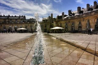 Dijon : Place de la Liberation
