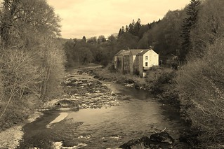 the auld distillery.