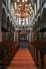 Grote Kerk (YY) Tags: symmetry churchofourlady cathedral dutch dordrecht southholland netherlands