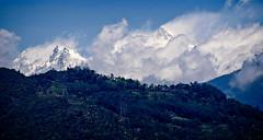 Kangchenjunga mountain range, Sikkim, India (CamelKW) Tags: sikkimindia2018 kangchenjunga mountainrange sikkim india majitar in