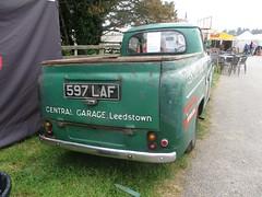 1961 Austin A55 Pickup #3 (occama) Tags: 597laf 1961 austin a55 pickup old original unrestored cornwall uk british half ton 10cwt