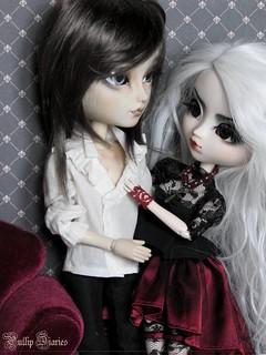 The Bloody Queen & The Vampire
