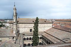Universidad de Salamanca, claustro (ipomar47) Tags: universidad salamanca españa spain universidaddesalamanca universitasstudiisalmanticensis arquitectura architecture escuelasmayores