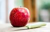 Crunch!! (BGDL) Tags: lightroomcc nikond7000 nikkor50mm118g bgdl niftyfifty knife apple kitchen fooddrink week24 weeklytheme flickrlounge