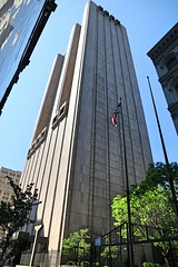 the windowless building (nickdifi) Tags: history building architecture nyc