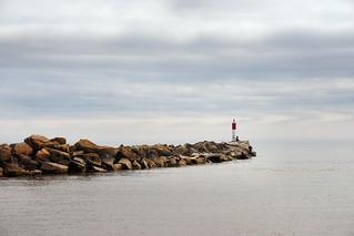 Lighthouse, Port Hope, Ontario