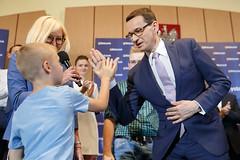 Wizyta w województwie podlaskim (Kancelaria Premiera) Tags: premier mateuszmorawiecki białystok