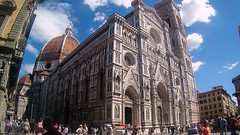 Cattedrale di Santa Maria del Fiore, Firenze 2017 (MariaMargy) Tags: firenze italy italia florence art detail structure church travel tourism tourist beautiful beauty architecture cathedral building cattedrale renaissance basilica italian tuscany toscana design complex