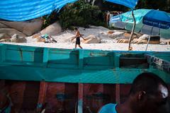 * (Sakulchai Sikitikul) Tags: street snap streetphotography summicron songkhla sony a7s 35mm leica thailand boatmaker boat sand muslim islamic