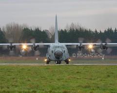 United States Navy       Lockheed C130T Hercules        164993 (Flame1958) Tags: unitedstatesnavy usn navy lockheedc130thercules c130 130 lockheed hercules usnc130 snn einn shannon shannonairport 164993 031213 1213 2013 0362