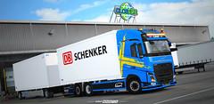 Work in Progress... (gripshotz) Tags: volvo fh 540 performance edition tandem ekeri euro truck simulator ets 2