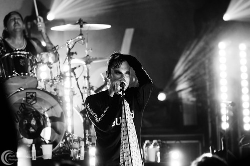 The Used - 5.16.18 - Hard Rock Hotel & Casino Sioux City