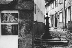 Because every picture tells a story (RuiFAFerreira) Tags: beauty bw black blackwhite white stairs street canon contrast dark fontenary porto portugal city exterior efs24mm light mood noir shadow textures urban