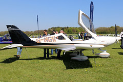 G-NGII_01 (GH@BHD) Tags: gngii brmaerobristellng5speedwing brmaero bristell brmaerobristell ng5 speedwing pophammicrolighttradefair2018 pophamairfield popham aircraft aviation microlight