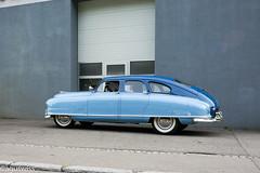 1950 Nash Ambassador Custom 4-Door Sedan Dual-Range Hydra-Matic (aguswiss1) Tags: switzerland uscar classiccar vintage nashambassador auto carspotting carporn hillclimb dreamcar car carswithoutlimits nash carlover caroftheday flickr carheaven