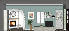 Prospetto_02 (Liadesign - www.liadesign.it) Tags: liadesign render rendering ristrutturazione interior interiordesign interiordecoration homedecor homesign renovation arcviz interno