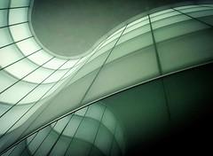Swing (monixbo) Tags: bestcapturesaoi swing mudec architecture milan mudecofmilan curvy lines green aoi elitegalleryaoi