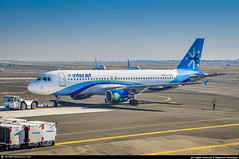 [MEX.2016] #Interjet #4O #AIJ #Airbus #A320 #XA-ECO #EcoJet #awp (CHRISTELER / AeroWorldpictures Team) Tags: y150 interjet mexico airbus a320214 msn 4733 eng cfmi cfm565b43 reg xaeco rmk sticker ecojet history aircraft first flight test fwwin built site toulouse lfbo france delivered 4o aij cabin config pushback apron mexicocity a320 320 airlines plane airpl airplane planespotting nikon d300s raw nikkor 70300vr lightroom awp aeroworldpictures 2016 chr nikonflickraward