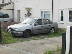 Vauxhall Cavalier 2.0 LS (Andrew 2.8i) Tags: carspotting street spot spotting british vauxhall cavalier 20ls 20 ls