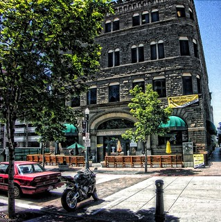 Boise Idaho -  Boise City National Bank Building - Architecture -  Richardsonian  Romanesque