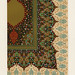 Indo-Persian pattern from L'ornement Polychrome (1888) by Albert Racinet (1825–1893). Digitally enhanced from our own original 1888 edition.