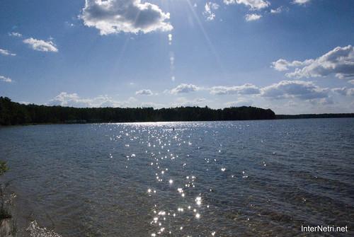 Шацький Національний Природний Парк Озеро Пісочне  Блиск сонця в воді InterNetri  Ukraine 104